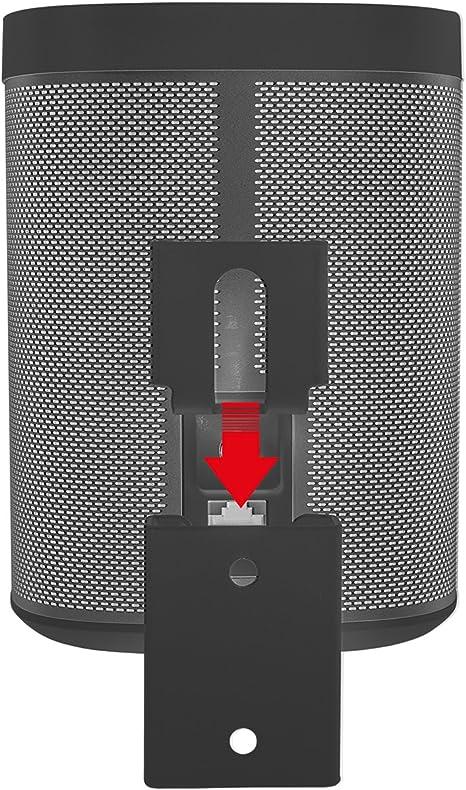 Garantie de de Vebos Support Mural R/églable pour Enceinte SONOS PLAY:3 Noir 15/° Vous permet de suspendre votre SONOS PLAY 3 exactement o/ù vous le voulez Haute Qualit/é en une exp/érience optimale dans chaque pi/èce