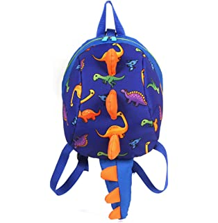 711ad6776445 Amazon.com: Honeststar Cute Bear Small Toddler Backpack with Leash ...