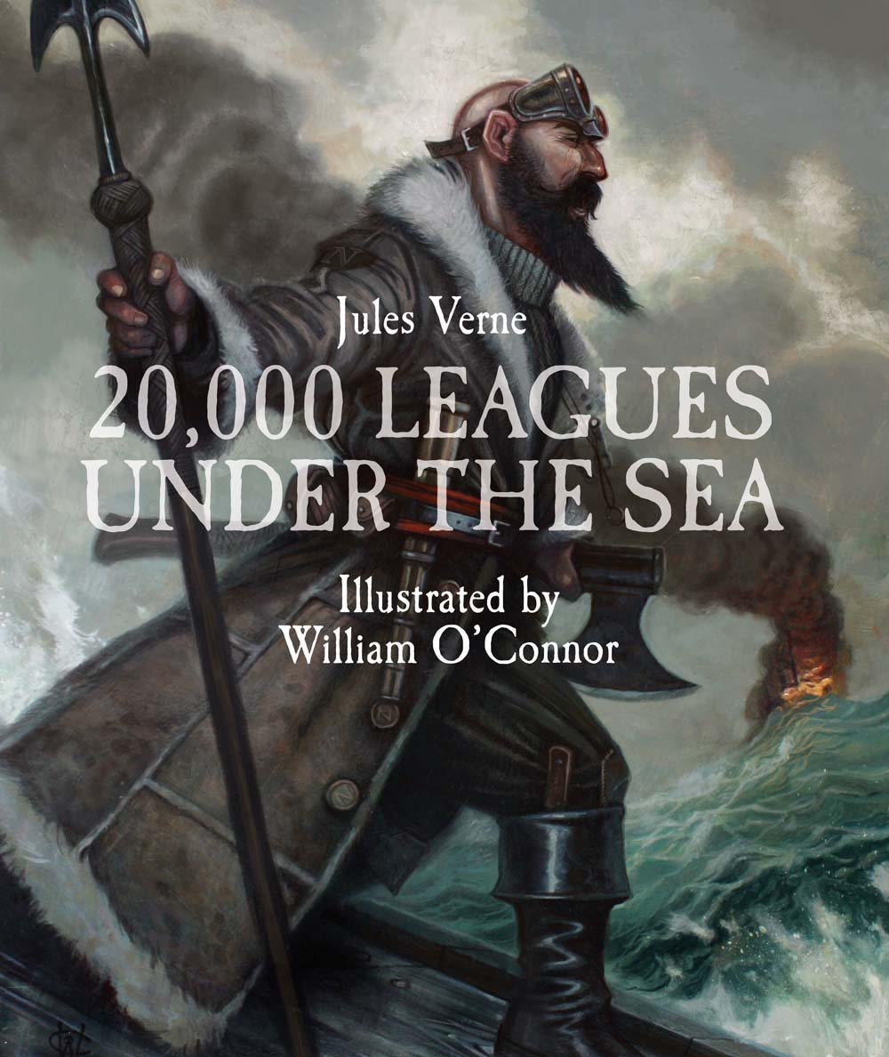 20,000 Leagues Under the Sea (Sterling Illustrated Classics) pdf