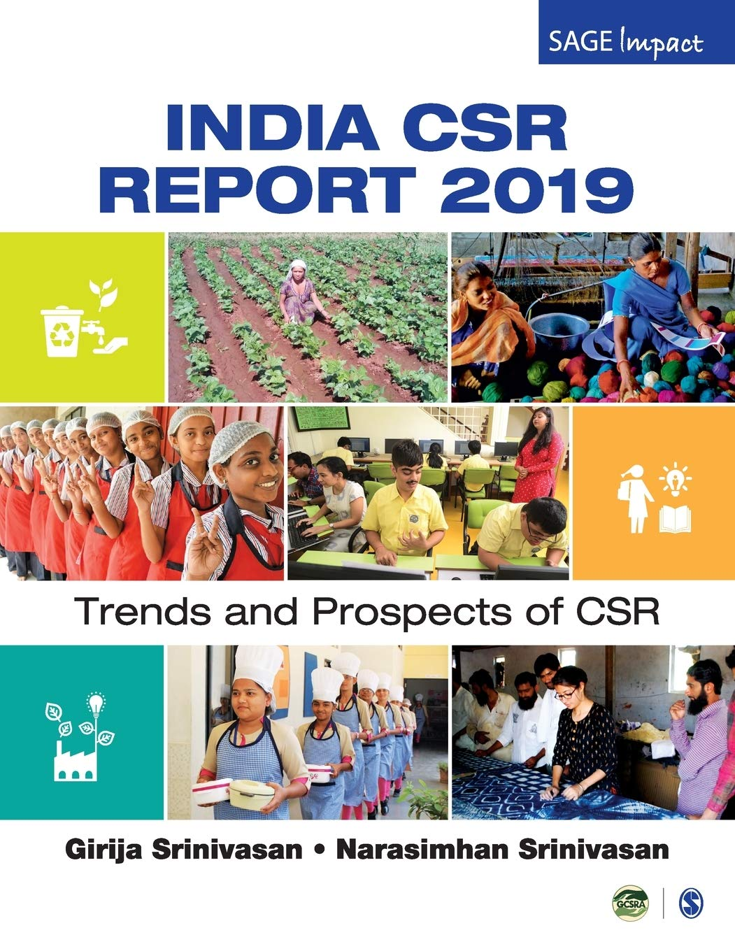 Amazon | India CSR Report 2019: Trends and Prospects of CSR (SAGE ...