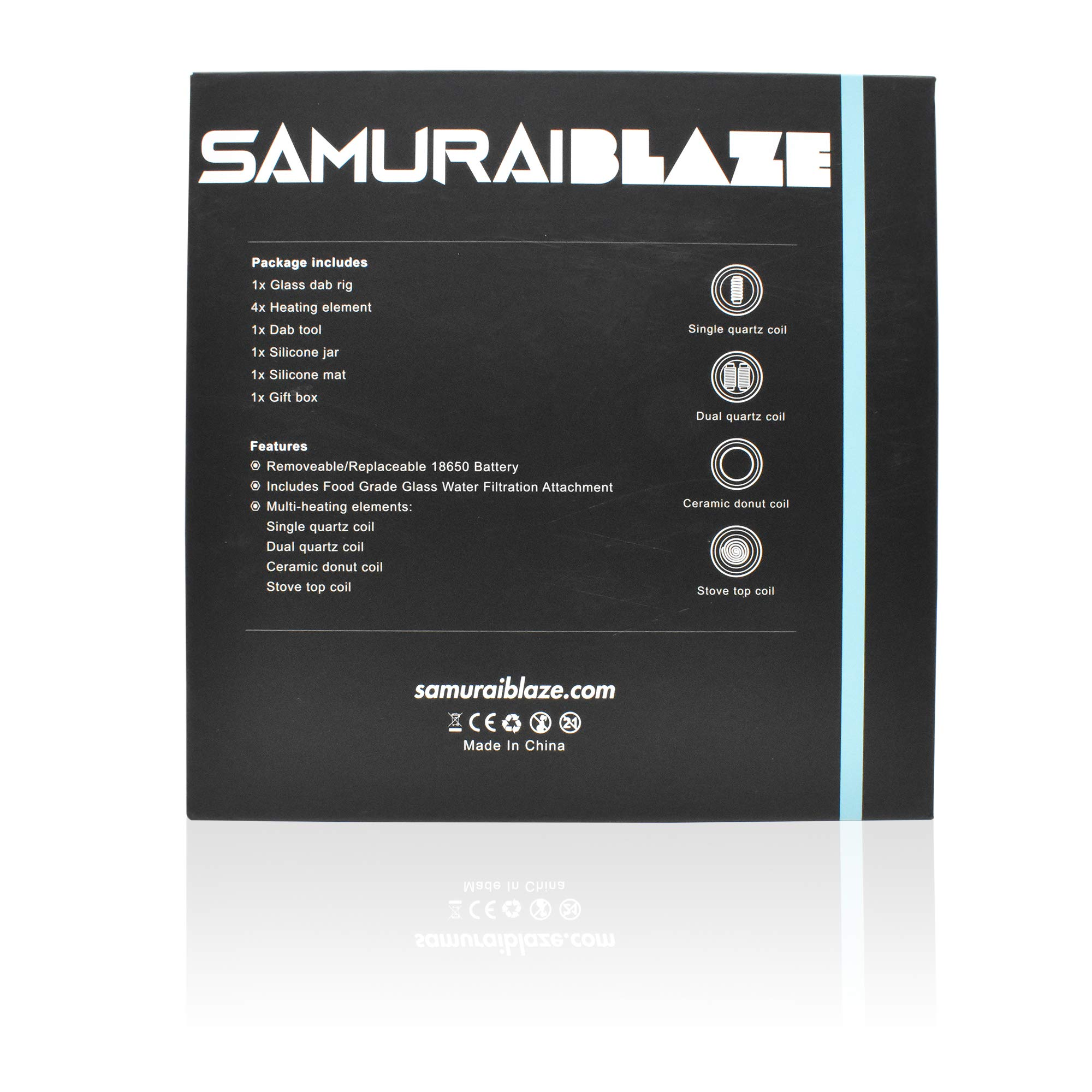 Smell Proof STASH Bag/Pouch/Bag   Thick Carbon Lined with Customizable Compartments - Art Supplies, Smelly Food, Smoking Accessories (BAPE, BAPE Combo) by SAMURAI BLAZE (Image #4)