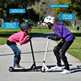Flybar Dual Certified CPSC Multi Sport Kids & Adult Bike and Skateboard Adjustable Dial Helmet - Multiple Colors & Sizes