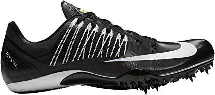 competitive price 107bf 1dcaa Nike Mens Zoom Celar 5 Track and Field Shoes(BlackWhite, 7.5 D