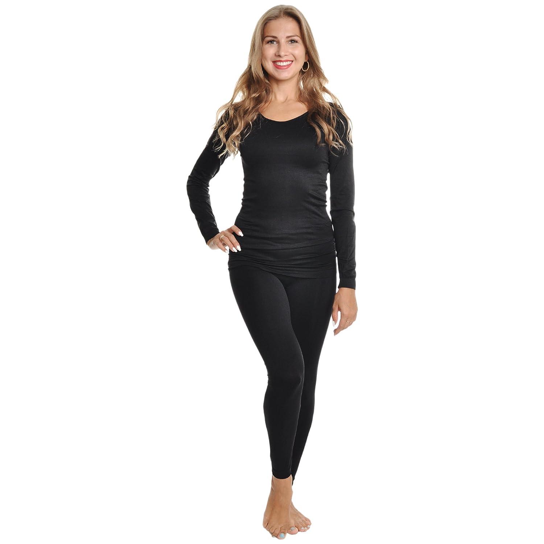 Angelina Seamless Top and Bottom Layering Basics