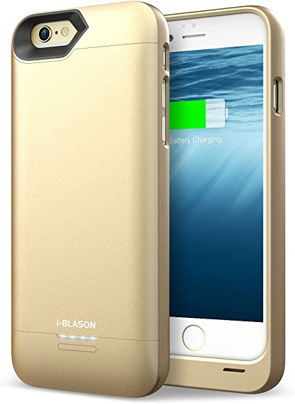 Amazon.com: iPhone 6 Plus Batería Caso, i-Blason Apple ...