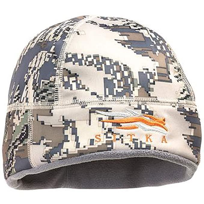CHENTAI Fall Winter Spring Men Sitka Hunting Windstopper Beanie Man Camouflage Stika Hat Outdoor Sports at Amazon Mens Clothing store: