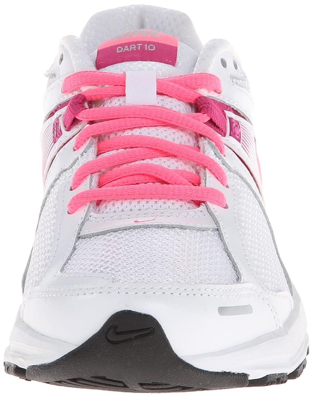 promo code 4bce9 a63da Amazon.com   Nike Womens Dart 10 Running Shoes-White Digital Pink Fusion-6    Road Running