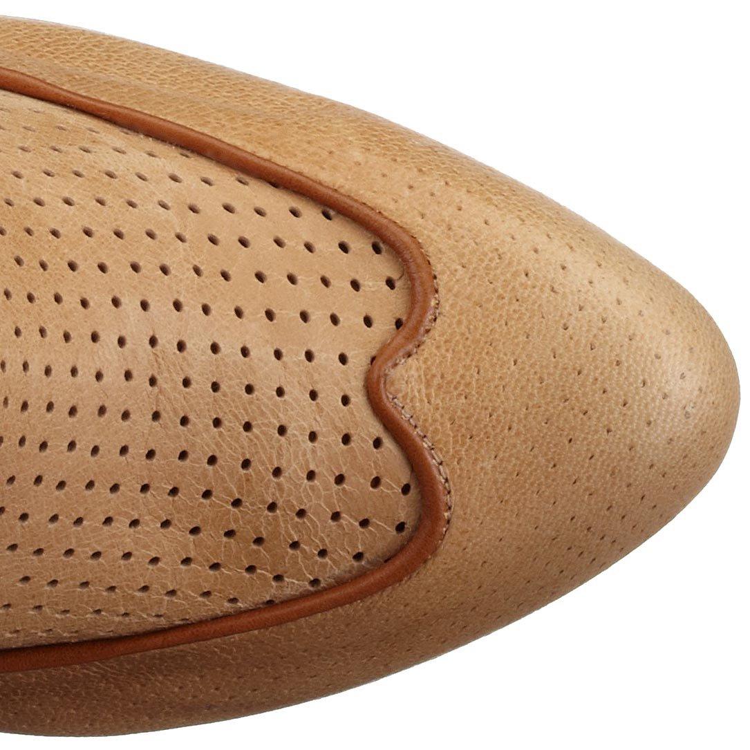 Audley Sommerstiefel 14427, Damen Stiefel, braun, (Sand