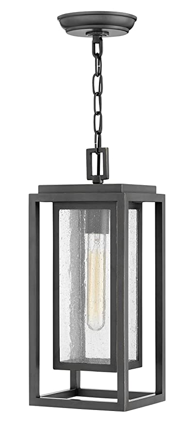 outlet store af485 7b7c3 Hinkley 1002OZ Republic Outdoor Pendant, 1-Light, 100 Watts ...