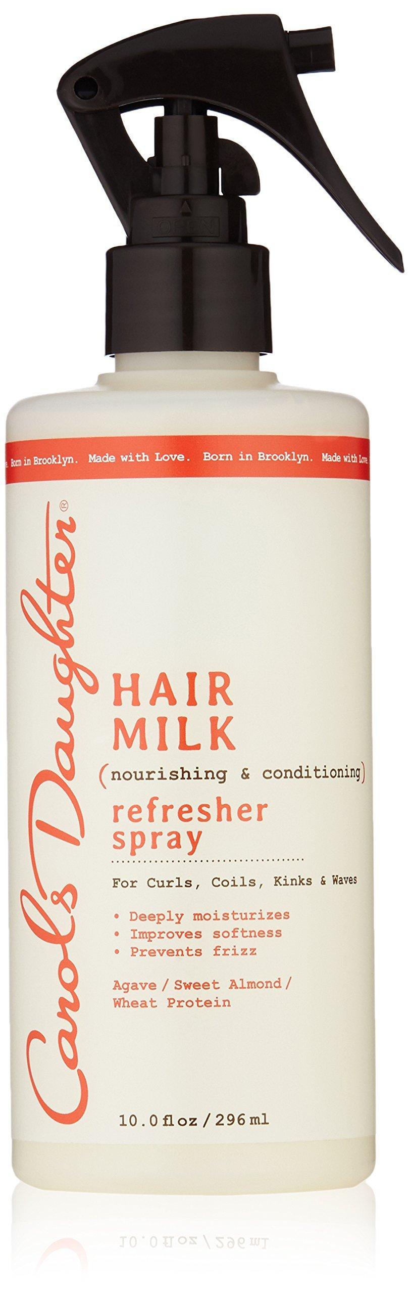 Carol's Daughter Hair Milk Refresher Spray, 10 fl oz (Packaging May Vary)