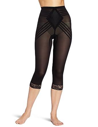 373cdc0917c Rago Women s Plus-Size Capri Pant at Amazon Women s Clothing store  Thigh  Shapewear
