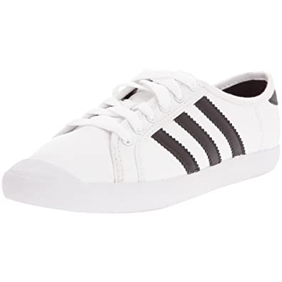 official photos f12a7 f0ca6 adidas Originals Adria Low Sleek W, Baskets mode femme - Blanc (G13947),