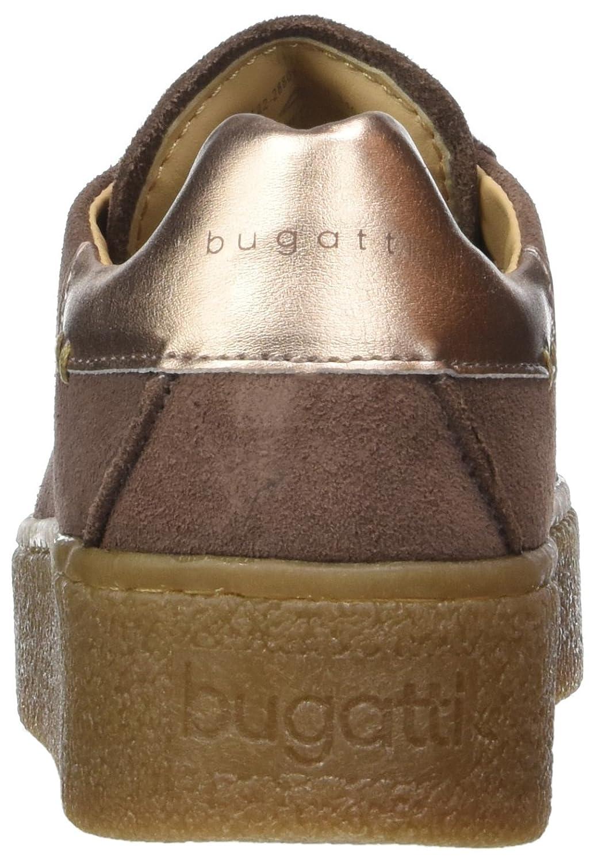 Bugatti Damen 422288011400 422288011400 Damen Sneaker Pink (Rose) 260538