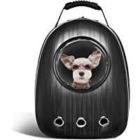 Blitzwolf Anzone Pet Portable Carrier Space Capsule Backpack, Pet Bubble Traveler Knapsack Multiple Air Vents Waterproof…