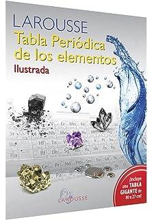 Tabla periodica de elementos record 9786894010592 amazon books tabla periodica de los elementos ilustrada urtaz Images
