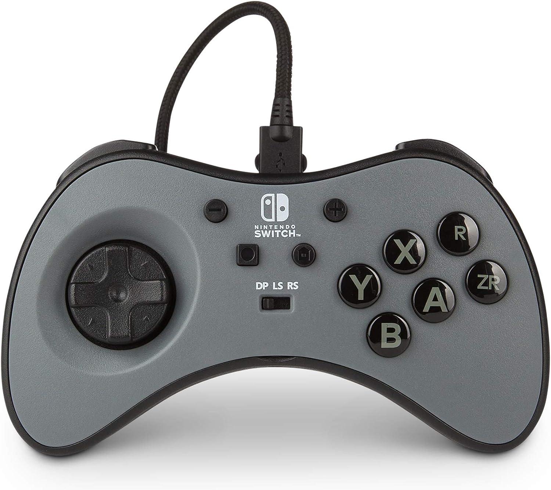 PowerA - Mando FightPad con cable Fusion (Nintendo Switch): Amazon.es: Videojuegos