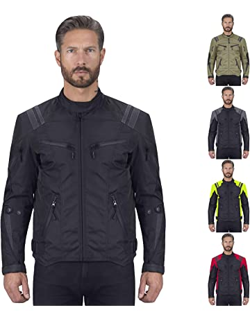 87b63d2e552 Viking Cycle Ironborn Motorcycle Textile Jacket For Men