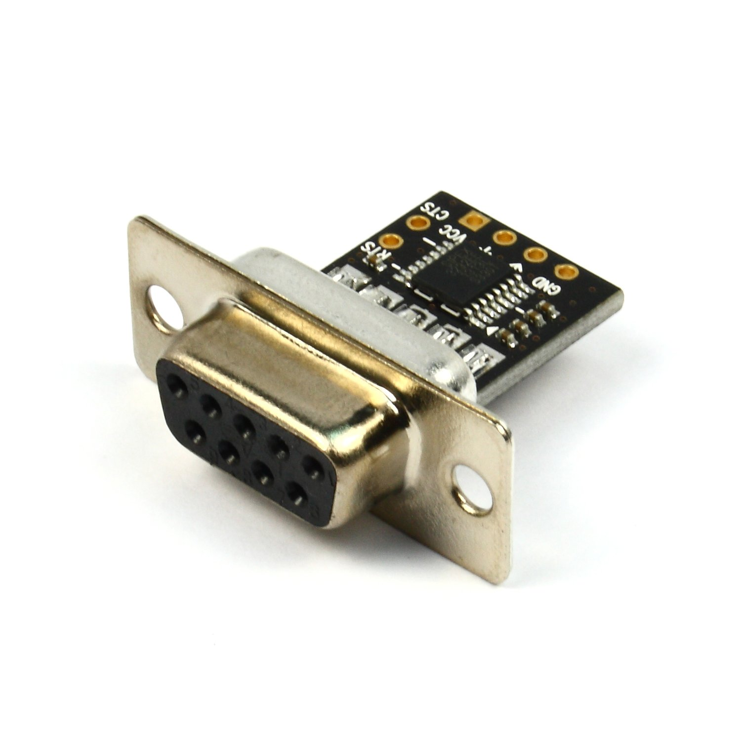 NulSom Inc. Ultra Compact RS232 to TTL Converter with Female DB9 and Hood Kit (3.3V to 5V) by NulSom Inc. (Image #4)