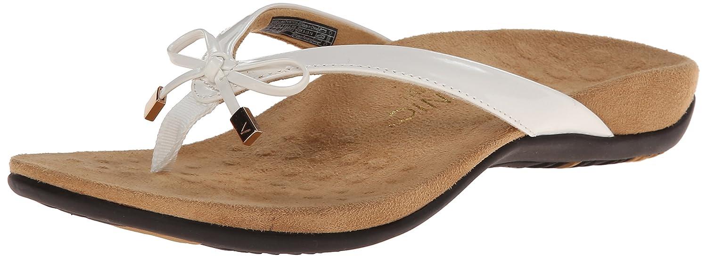 Vionic Women's Rest BellaII Toepost Sandal B0748CNT7H 9.5 B(M) US|White