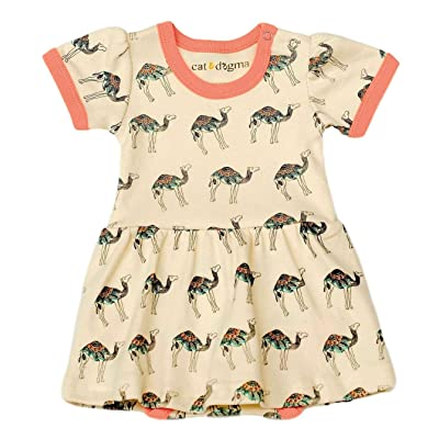 Cat & Dogma Certified Organic Infant/Baby Clothing - Dress