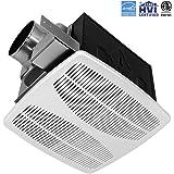 BV BF-01 Ultra-Quiet 90 Cfm-0.7 Sone Bathroom Ventilation and Exhaust Fan