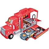 Smoby - 360135 - Mack Truck - Cars Carbone