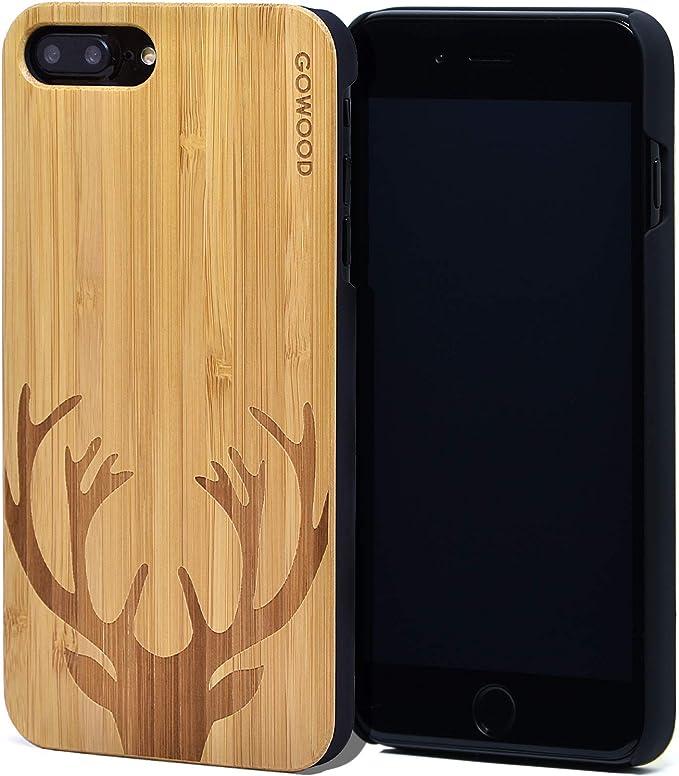 iphone 7 coque en bois