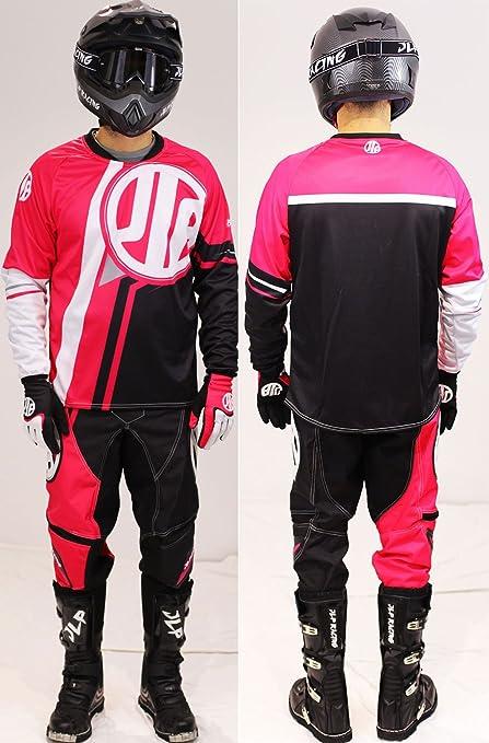 Traje Conjunto Traje pantalón guantes moto Cross Quad ...