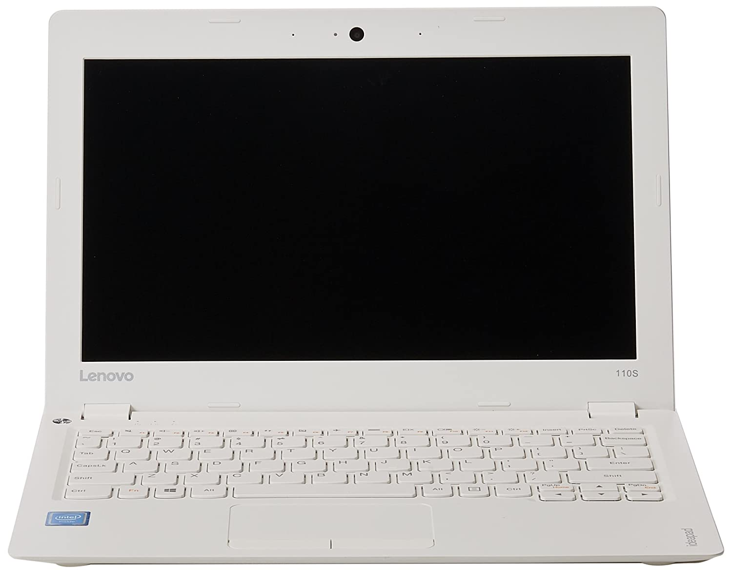 Lenovo Ideapad 110s - 11.6 Laptop - 2GB Memory, 32GB eMMC Flash Storage (White) by Lenovo B01N05RBC4