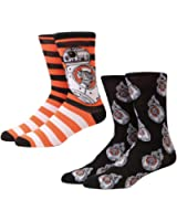 Star Wars BB-8 Tossed Men's 2-pack Crew Socks