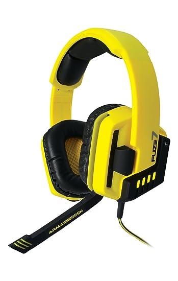 amazon com armaggeddon fuze 7 7 1 surround sound gaming headset rh amazon com  User ID and Password