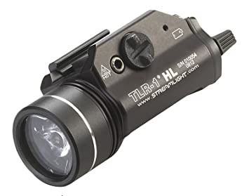 Amazon.com: Streamlight 69260 TLR-1 HL Weapon Mount Tactical ...