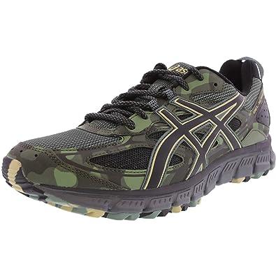 separation shoes 5dbbc 85801 ASICS Men's Gel-Scram 3 Dark Forest/Black for Leaf Clover ...