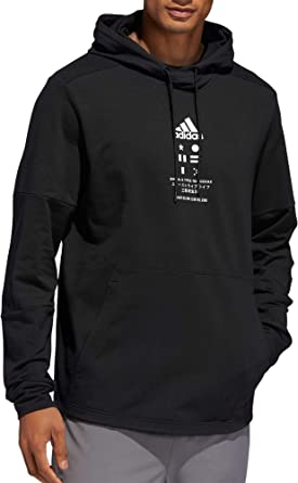 Men's Small Adidas Pullover Hoodie