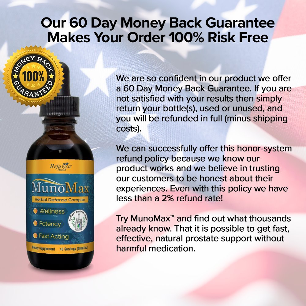 MunoMax - Real Immune Support | All-Natural Liquid Formula for 2X Absorption | Elderberry, Echinacea, Turmeric & More! by Rejuvica Health (Image #4)