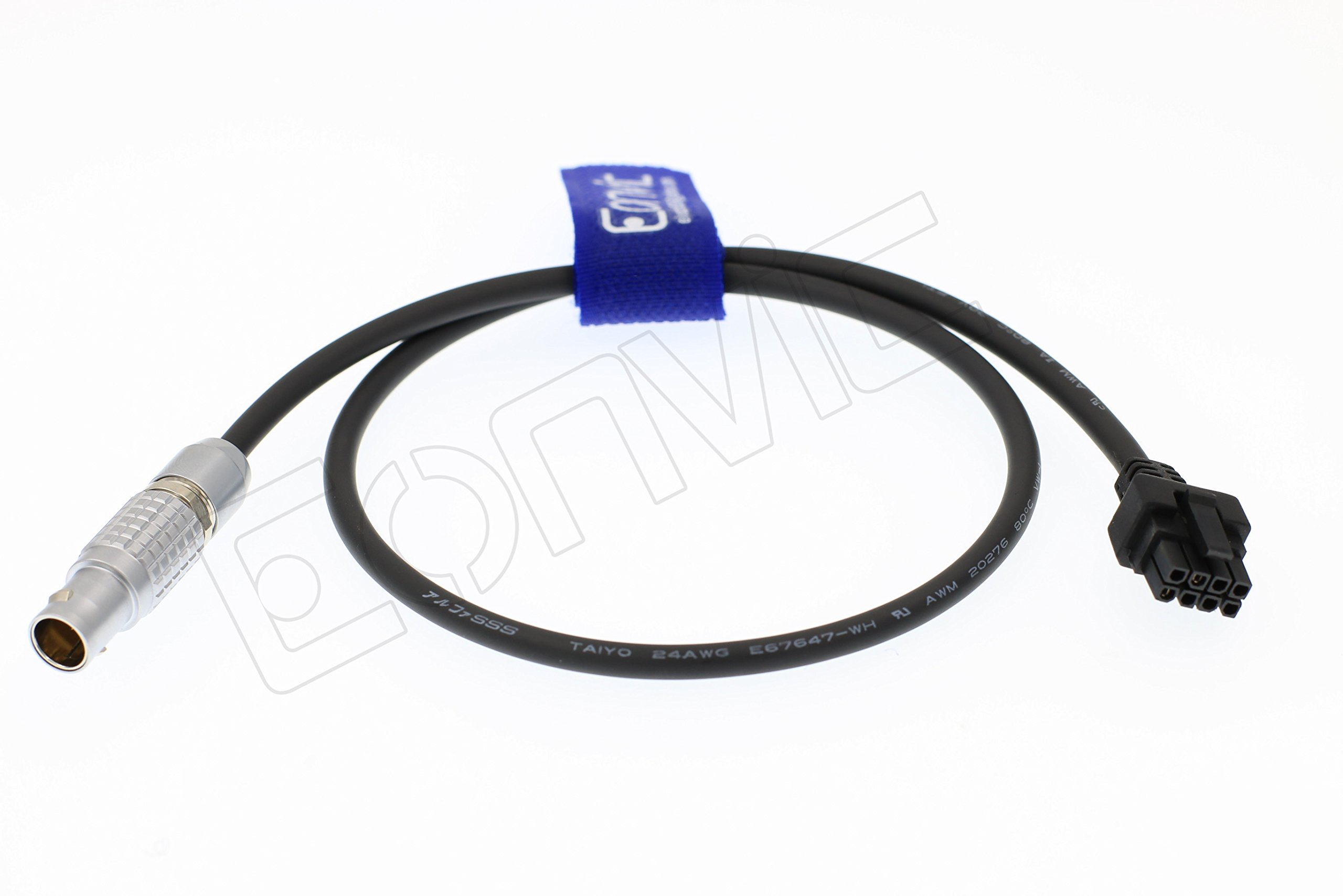 Eonvic Molex Microfit 1b 7pin MoVI Pro Lens Motor Cable/ ARRI Start-Stop Cable for MoVI Pro Gimbal by Eonvic