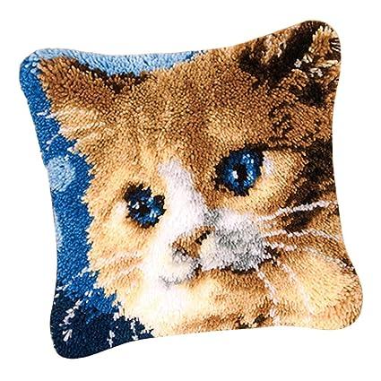 Amazon Com Sm Sunnimix Decorative Animals Latch Hook Kits