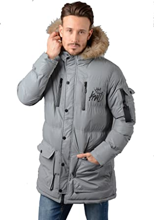 los angeles wholesale price top-rated authentic Kings Will Dream Jacket - Mens 358 Roxley Reflective Puffer ...