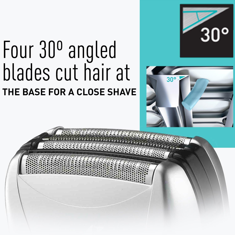 Panasonic ES8243A Foil shaver Recortadora Azul rasuradora para hombre -  Afeitadora  (Máquina de afeitar 44a57cdc947b