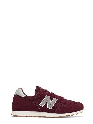 sneakers new balance uomo rosse con