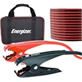 Energizer Jumper Cables for Car Battery, Heavy Duty Automotive Booster Cables for Jump Starting Dead or Weak Batteries…