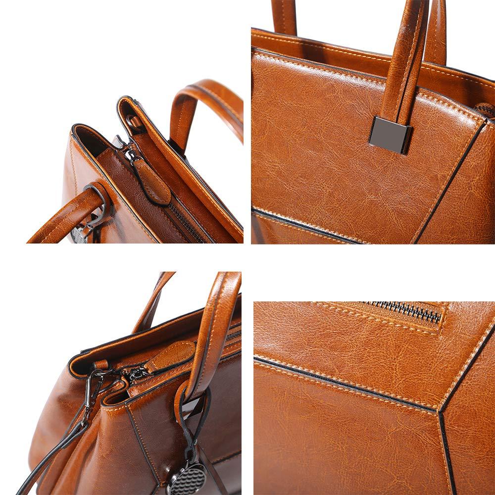 Coolives dam väska liten handväska axelväska axelväska av läder enkel, - svart - One size svart