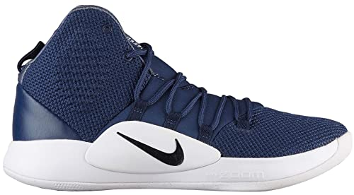 newest 4dcb5 d3999 Nike New Hyperdunk X TB Navy White Black Men 7 Women 8.5 Basketball
