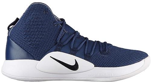 9bbf61c5c6bf Nike New Hyperdunk X TB Navy White Black Men 7 Women 8.5 Basketball