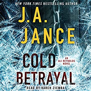 Cold Betrayal Audiobook