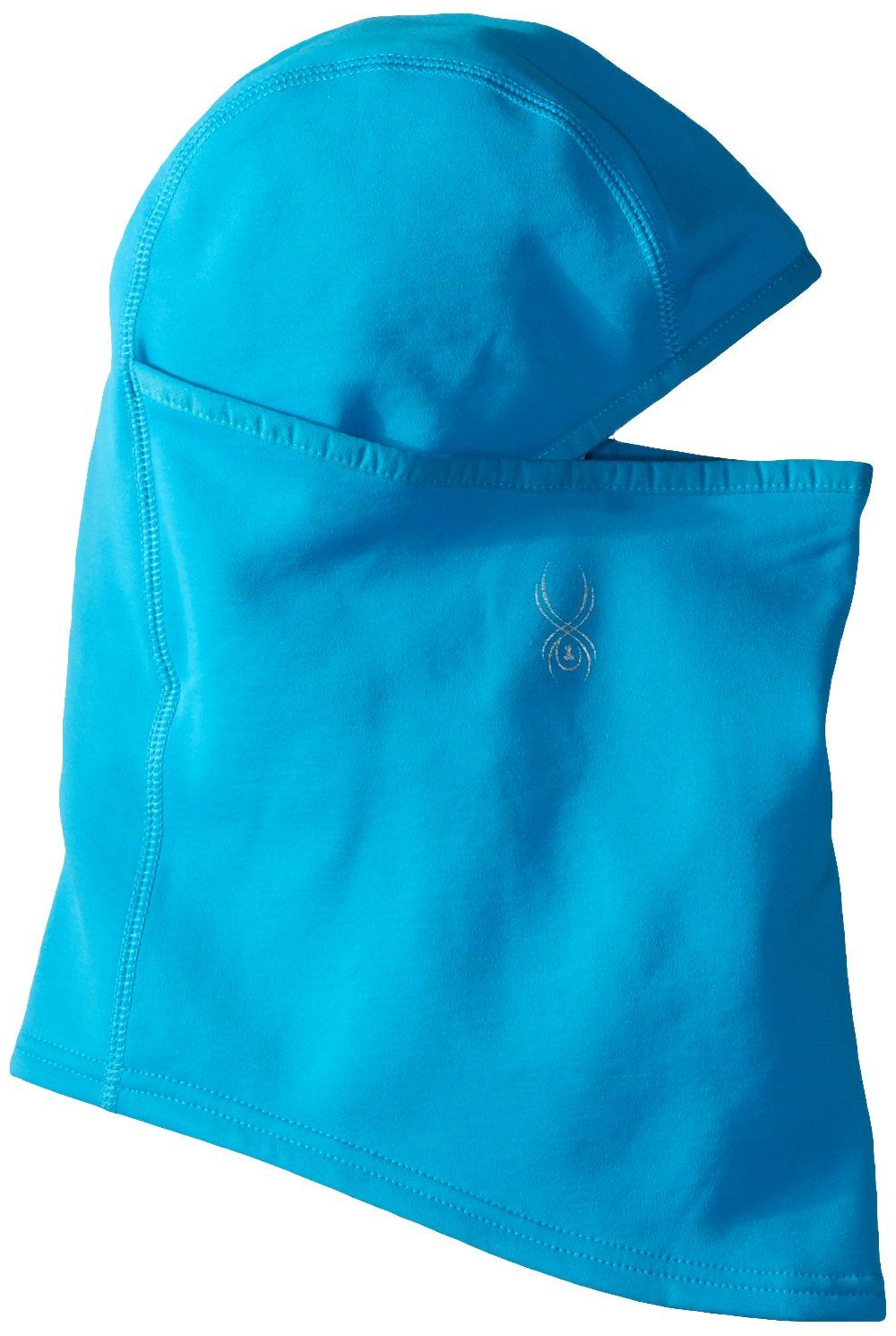 Spyder Women's Shield Silhouette Fleece Pivot Balaclava, Riviera, One Size