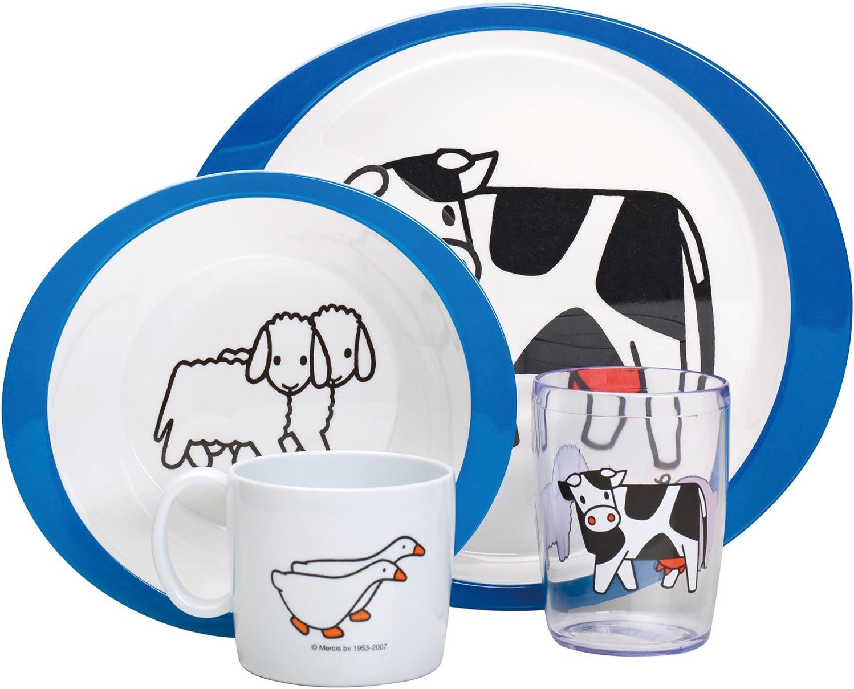 Rosti Mepal Mug pour Enfant La Ferme