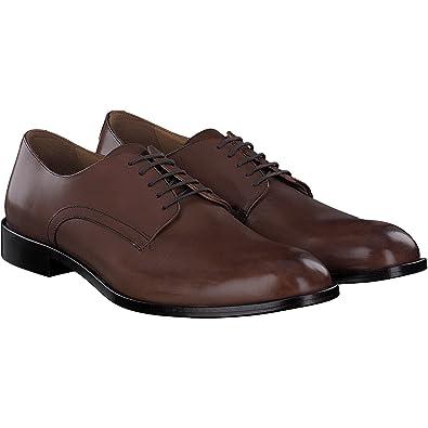 e7ebc4e018 Geox Men's U Saymore C Derbys, Brown (Cognac C6001), 6.5 UK (