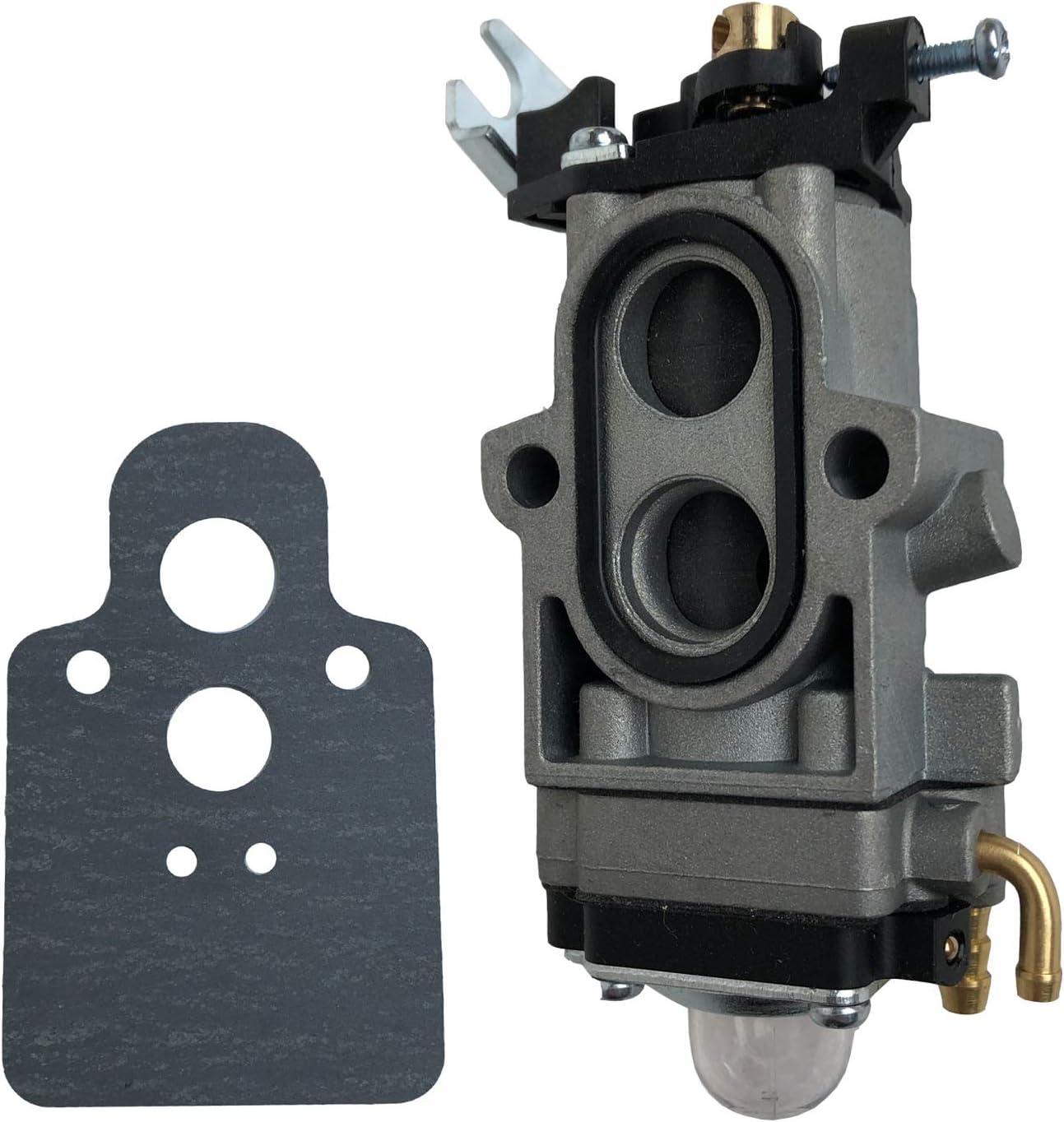 JERDE Carburetor for Redmax EBZ8500 EBZ8500RH Backpack Blowers #581 17 70-01