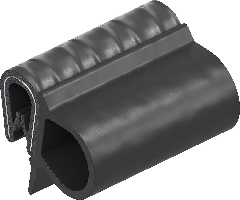CTA Dichtungen 1 Meter Dichtprofil Kofferraumdichtung Kederband EPDM KB 1-4 1C11-25